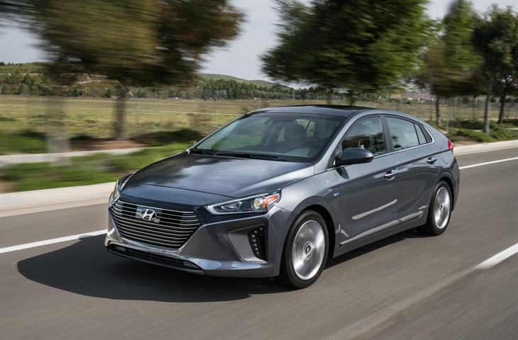 Hyundai IONIQ 2016 - now Hatchback 5 door #7