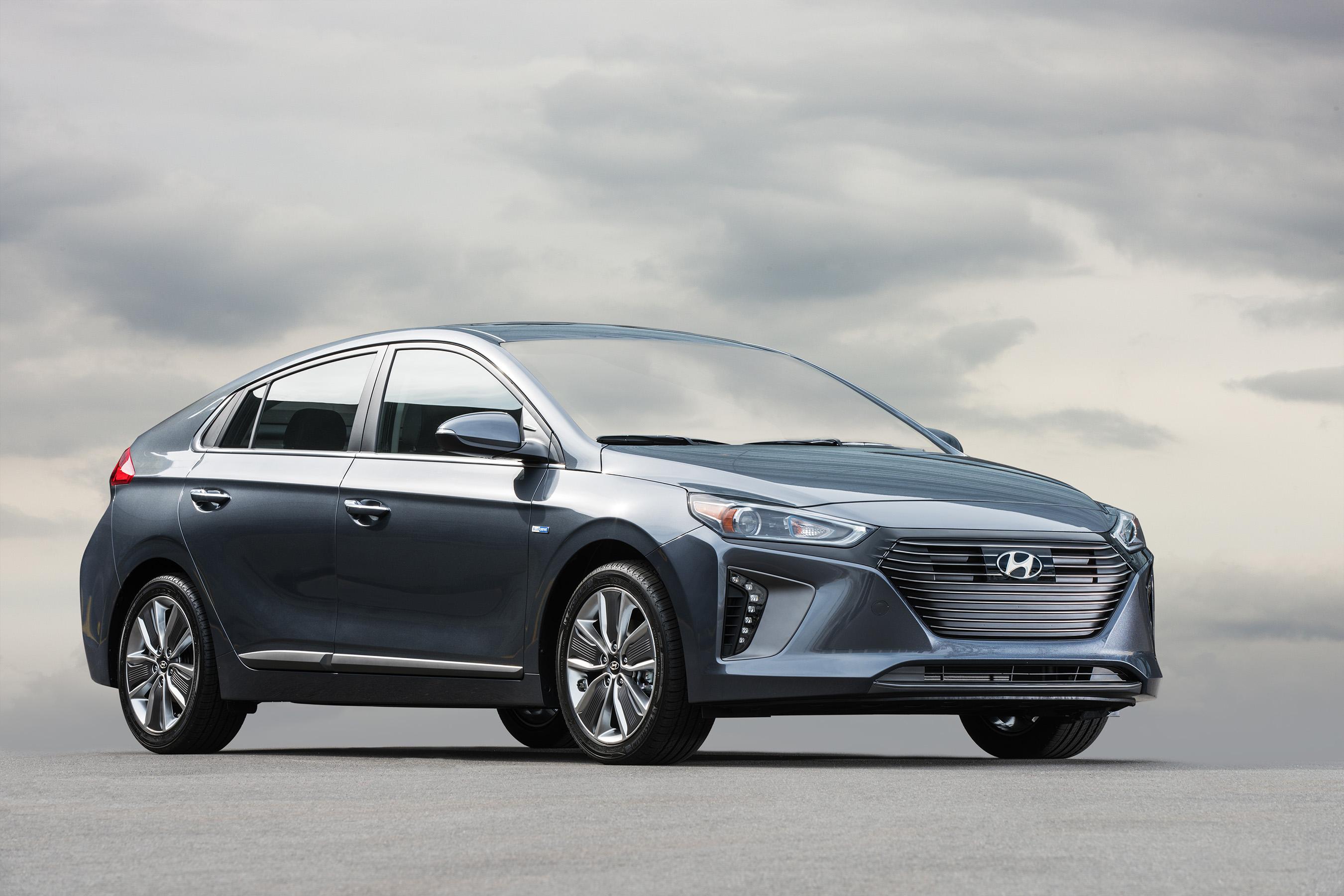 Hyundai IONIQ 2016 - now Hatchback 5 door #3
