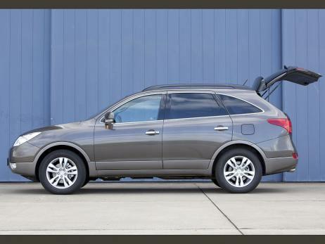 Hyundai ix55 2009 - 2013 SUV 5 door #2
