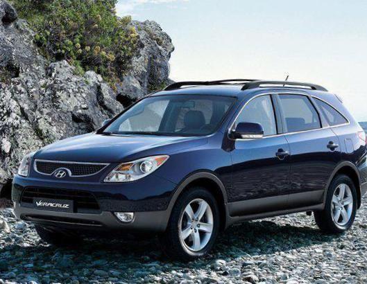Hyundai ix55 2009 - 2013 SUV 5 door #5