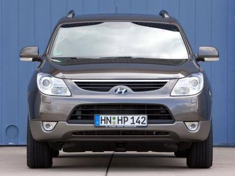 Hyundai ix55 2009 - 2013 SUV 5 door #3