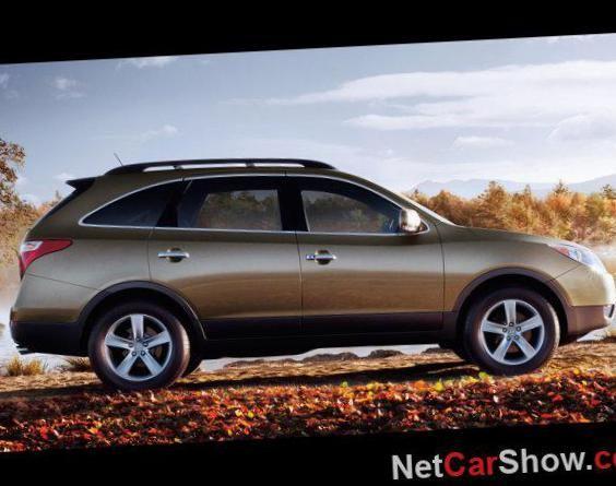 Hyundai ix55 2009 - 2013 SUV 5 door #8