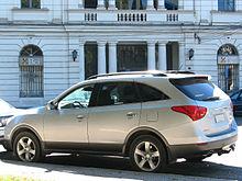 Hyundai ix55 2009 - 2013 SUV 5 door #7
