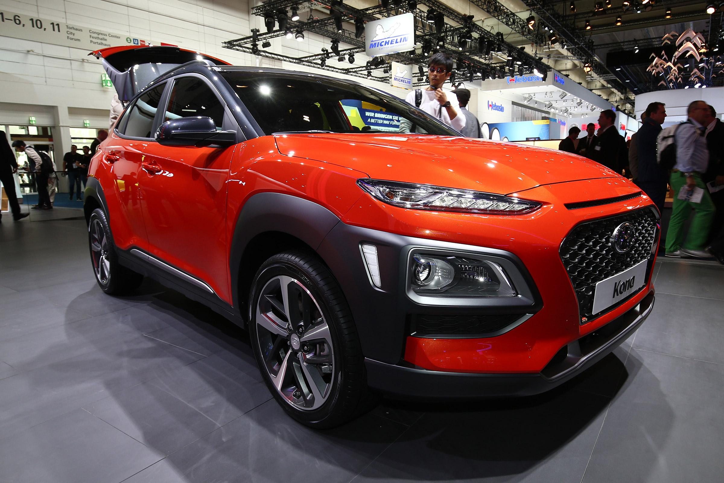 Hyundai Kona 2017 - now SUV 5 door #6