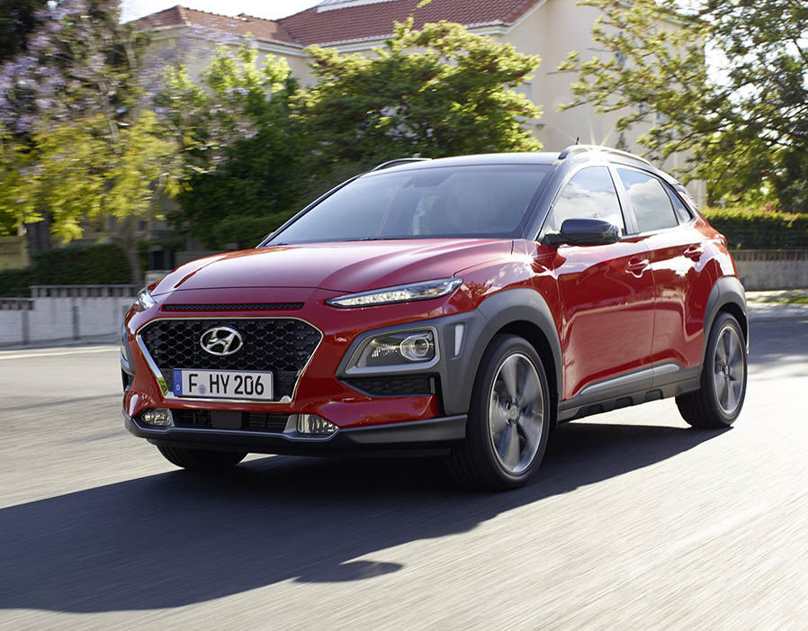 Hyundai Kona 2017 - now SUV 5 door #5