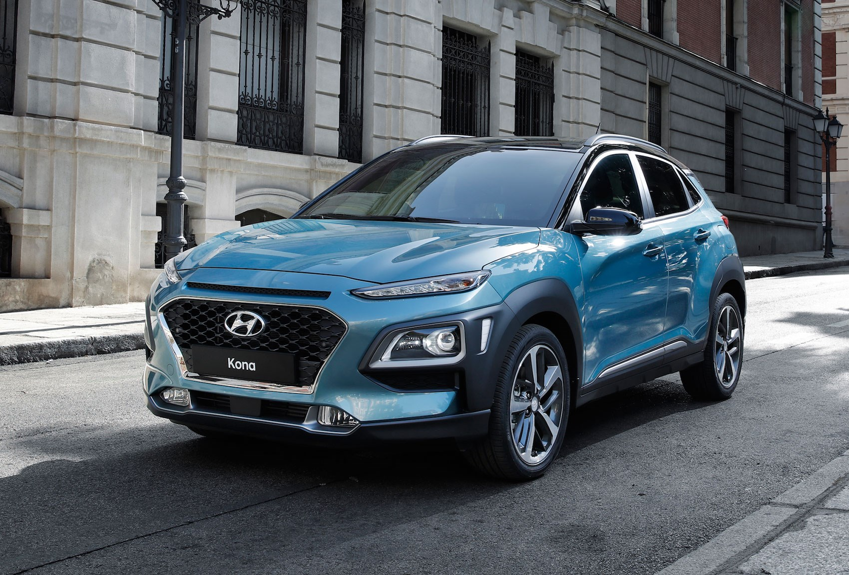 Hyundai Kona 2017 - now SUV 5 door #4