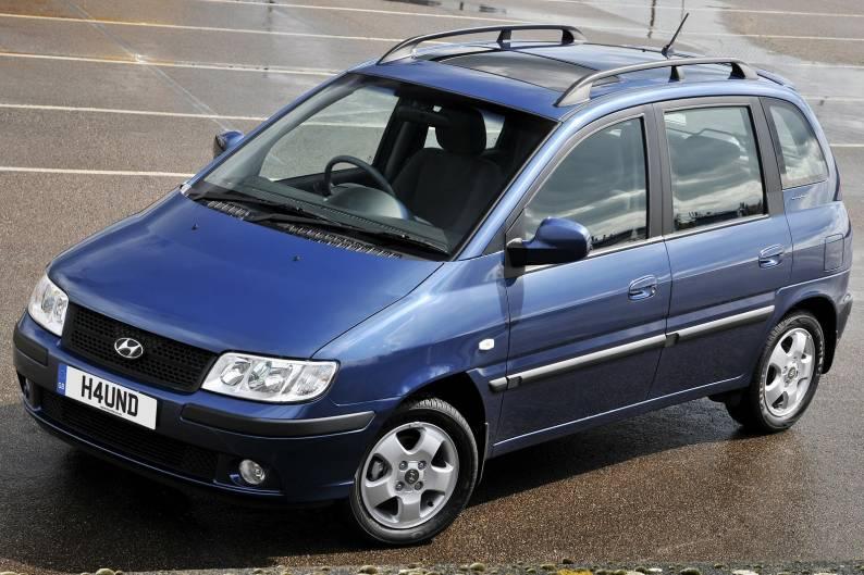 Hyundai Matrix I 2001 - 2005 Compact MPV #4