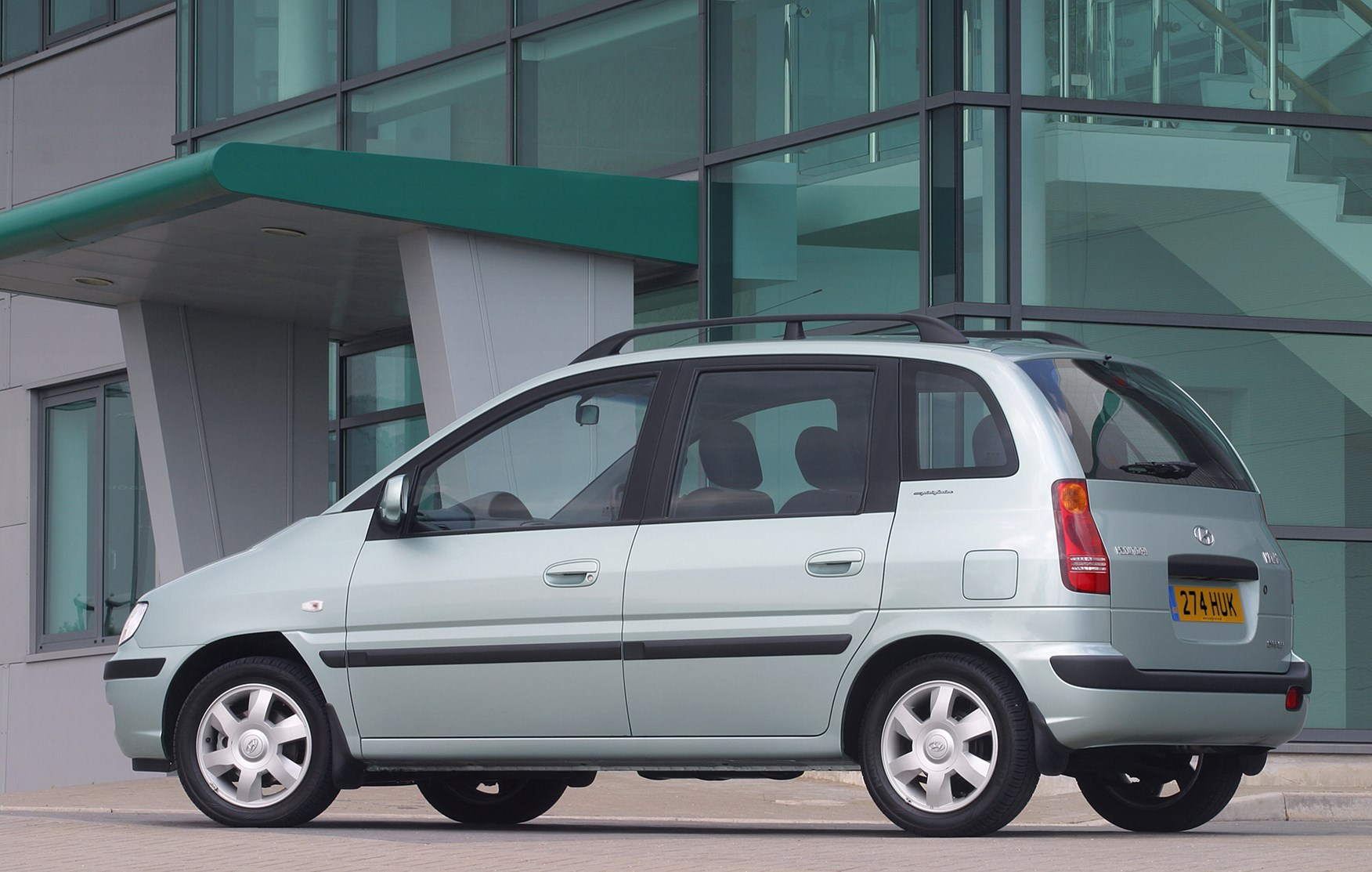 Hyundai Matrix I Restyling 2005 - 2008 Compact MPV #4