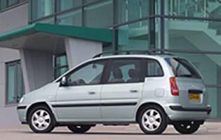 Hyundai Matrix I 2001 - 2005 Compact MPV #7