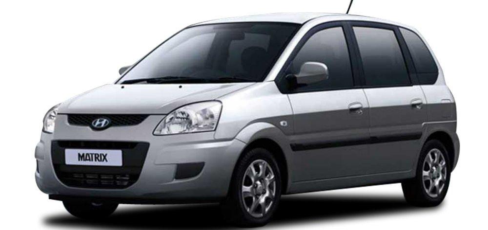 Hyundai Matrix I Restyling 2005 - 2008 Compact MPV #2