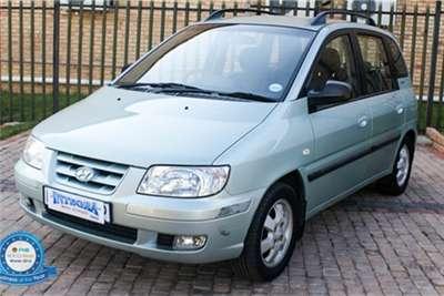 Hyundai Matrix I Restyling 2005 - 2008 Compact MPV #1