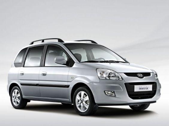 Hyundai Matrix I Restyling 2005 - 2008 Compact MPV #3