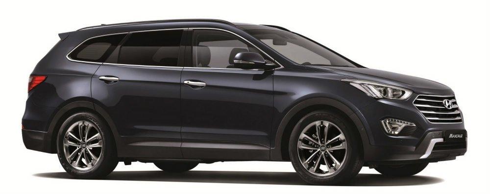 Hyundai Maxcruz 2012 - now SUV 5 door #4