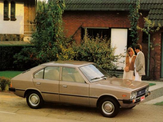 Hyundai Pony I 1975 - 1982 Hatchback 5 door #2