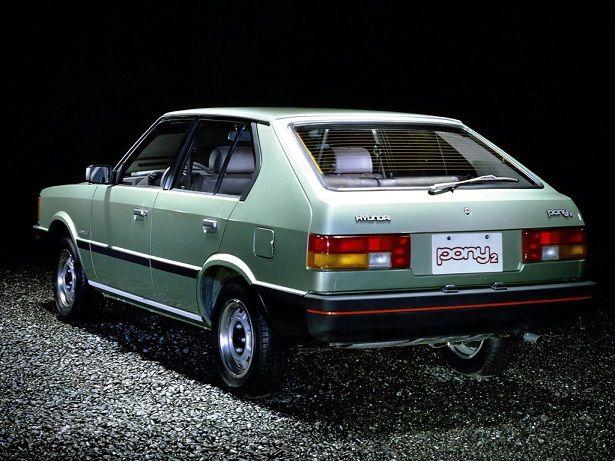 Hyundai Pony I 1975 - 1982 Hatchback 5 door #3
