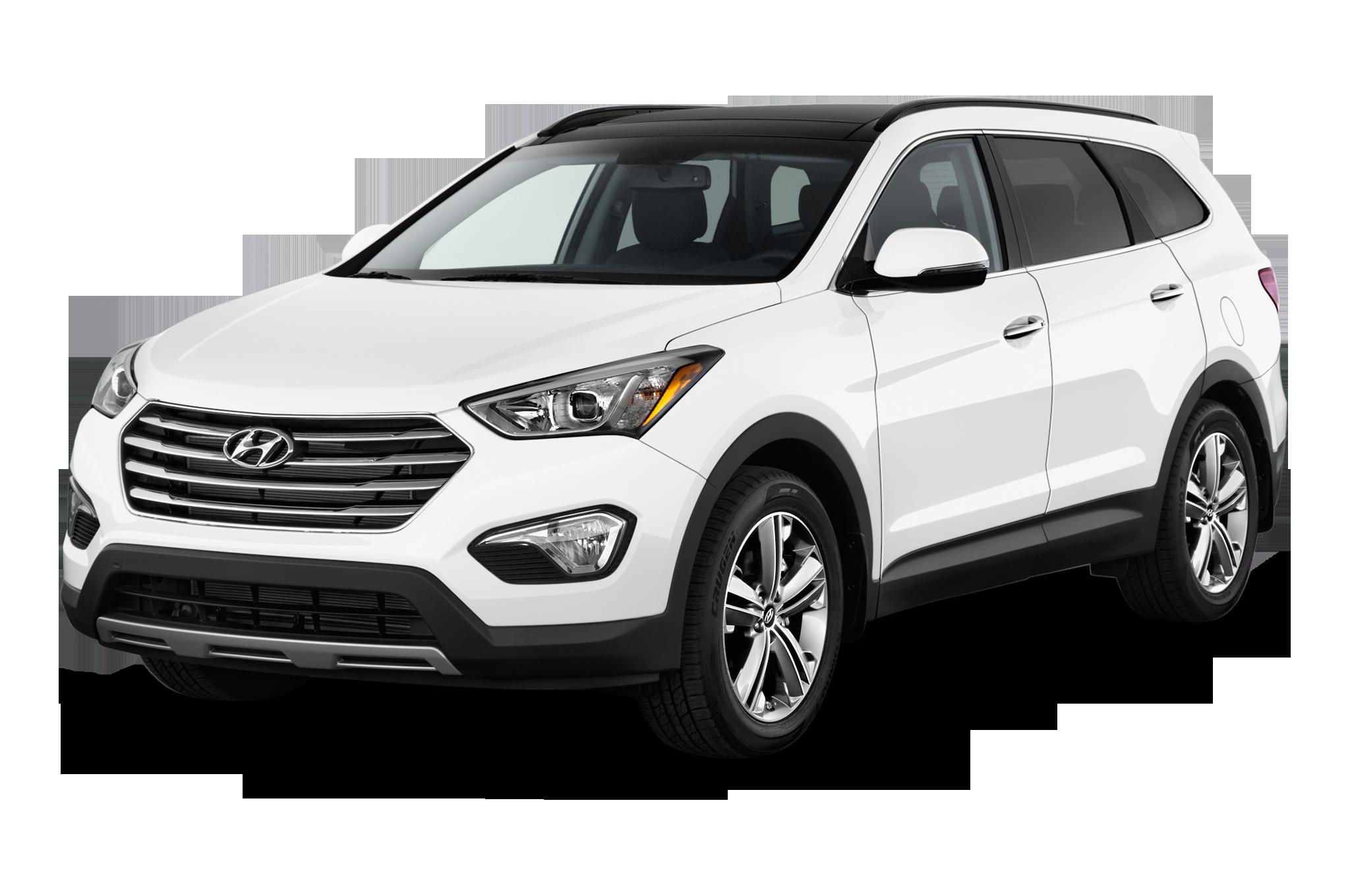 Hyundai Santa Fe III Restyling 2015 - now SUV 5 door #4
