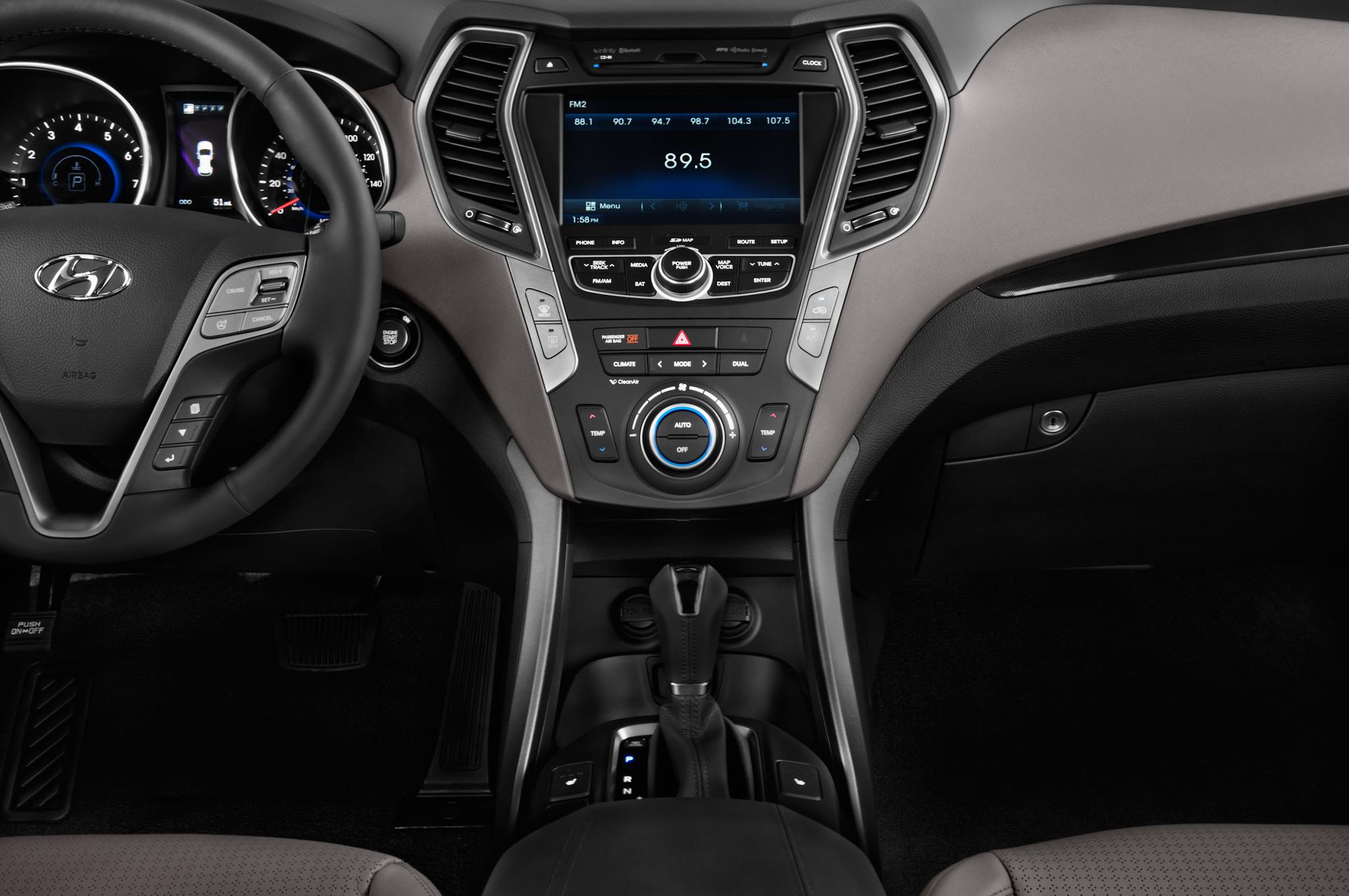 Hyundai Santa Fe III Restyling 2015 - now SUV 5 door #3
