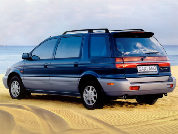 Hyundai Santamo 1995 - 2002 Compact MPV #5