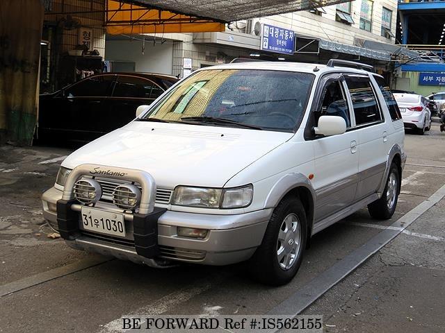 Hyundai Santamo 1995 - 2002 Compact MPV #1