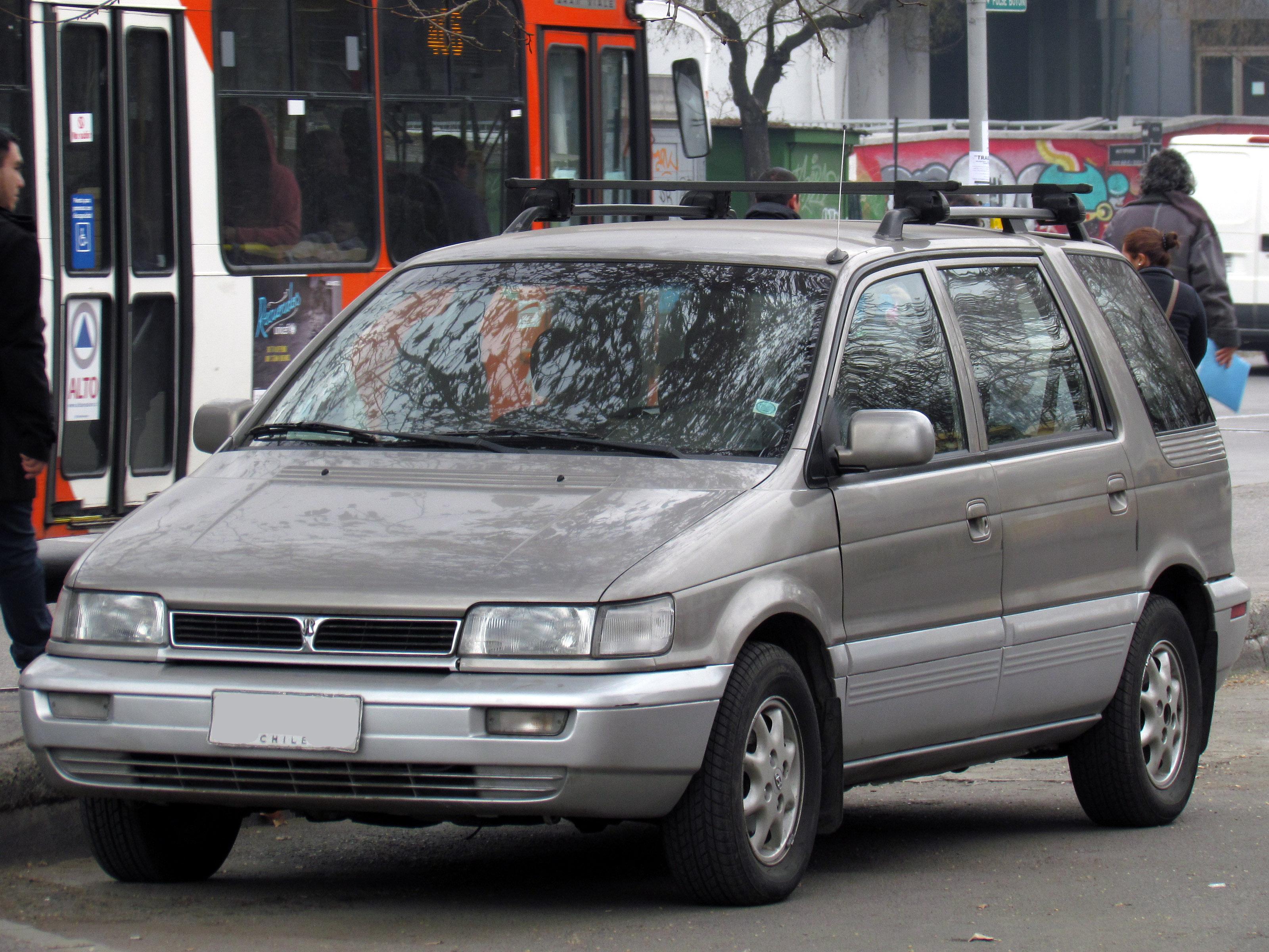 Hyundai Santamo 1995 - 2002 Compact MPV #4