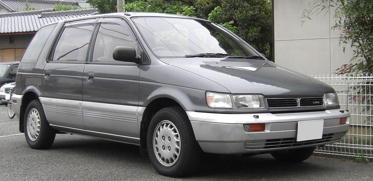 Mitsubishi Savrin I 2001 - 2014 Minivan #7