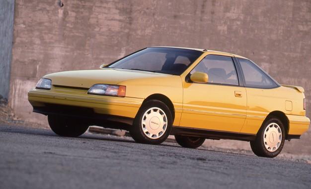 Hyundai Scoupe 1988 - 1996 Coupe #2