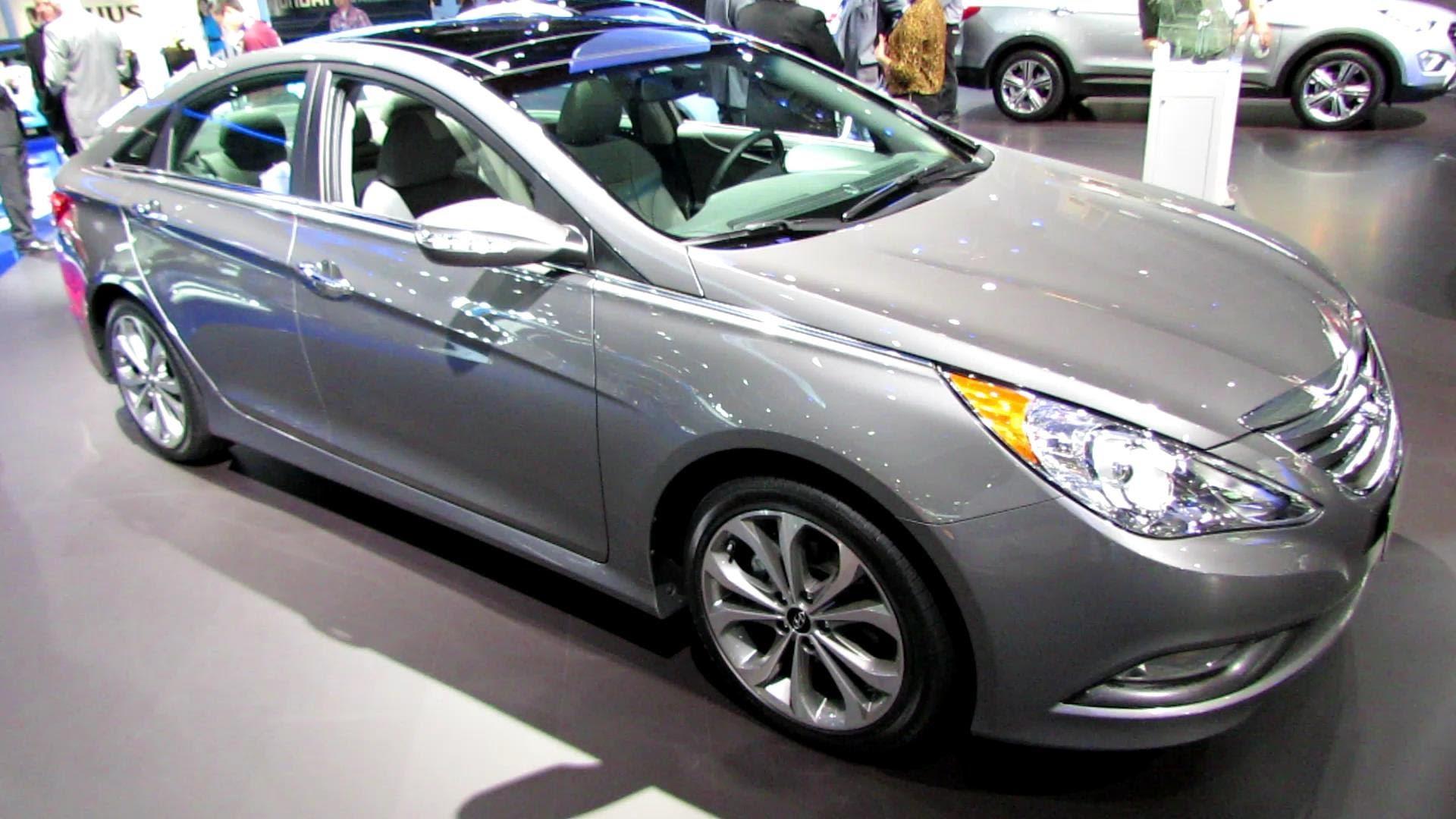 Hyundai Sonata VII (LF) 2014 - now Sedan #1