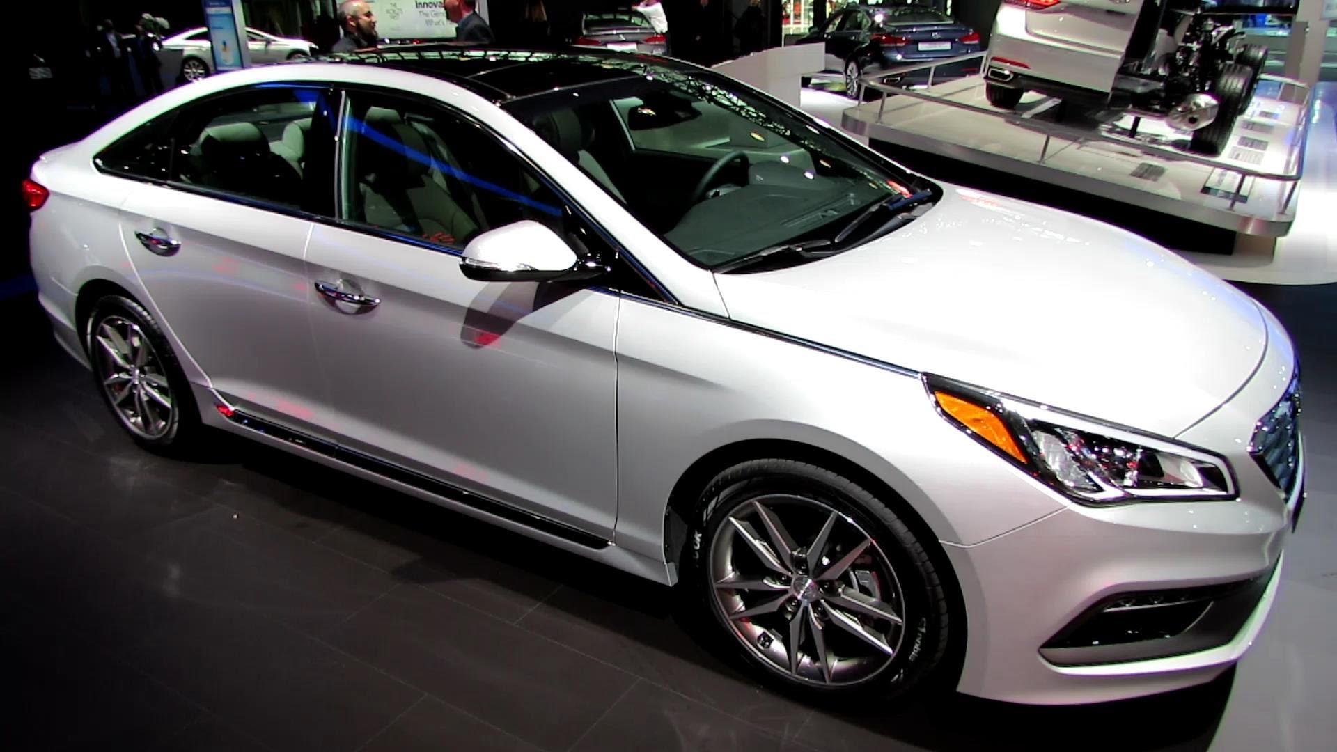 Hyundai Sonata VII (LF) 2014 - now Sedan #5