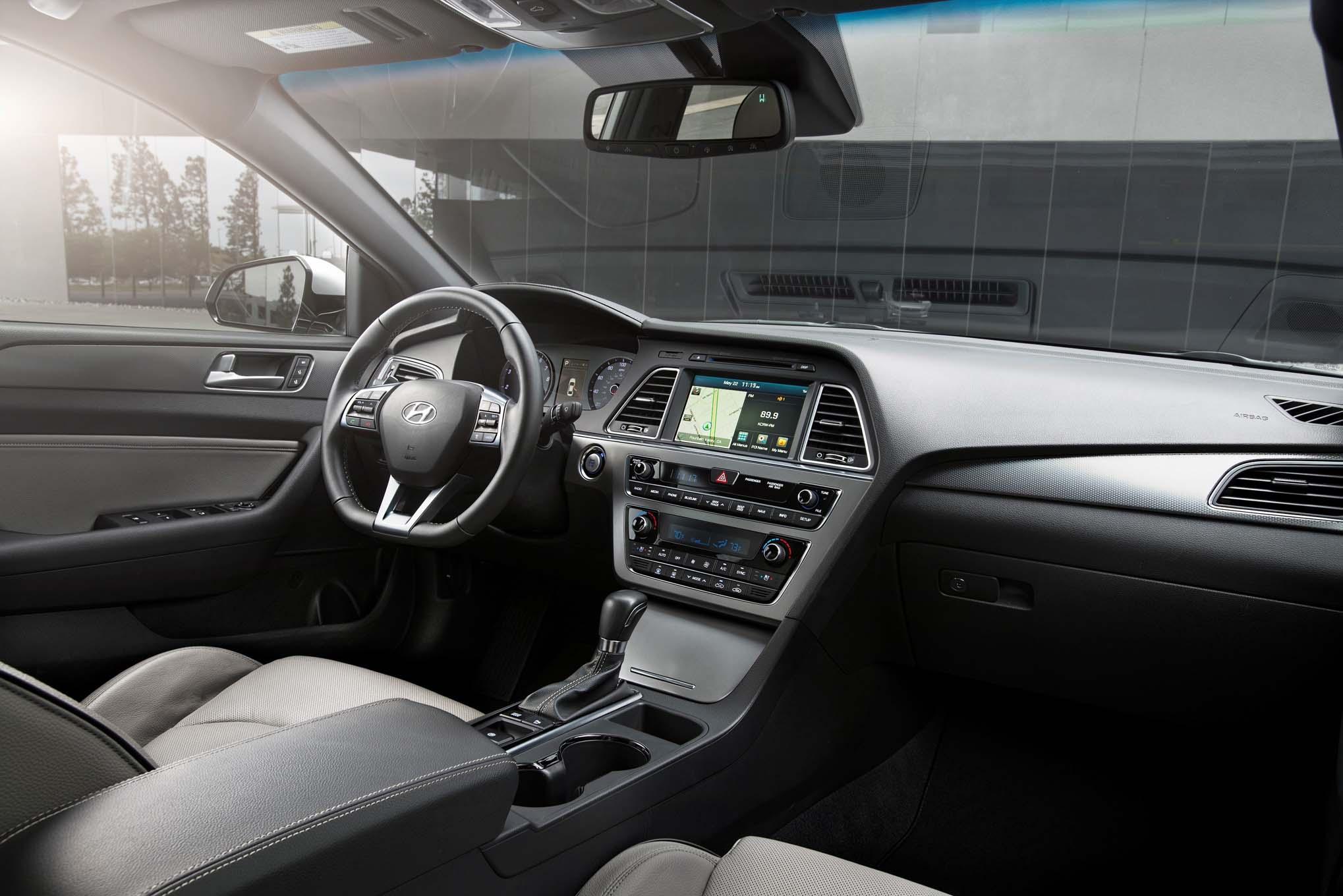Hyundai Sonata VII (LF) 2014 - now Sedan #6