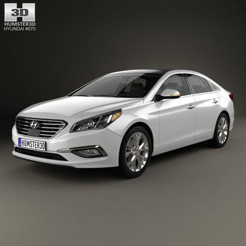Hyundai Sonata VII (LF) 2014 - now Sedan #8