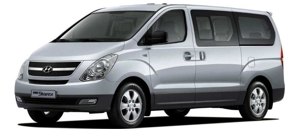 Hyundai Starex I Restyling 2 2004 - 2007 Minivan #7