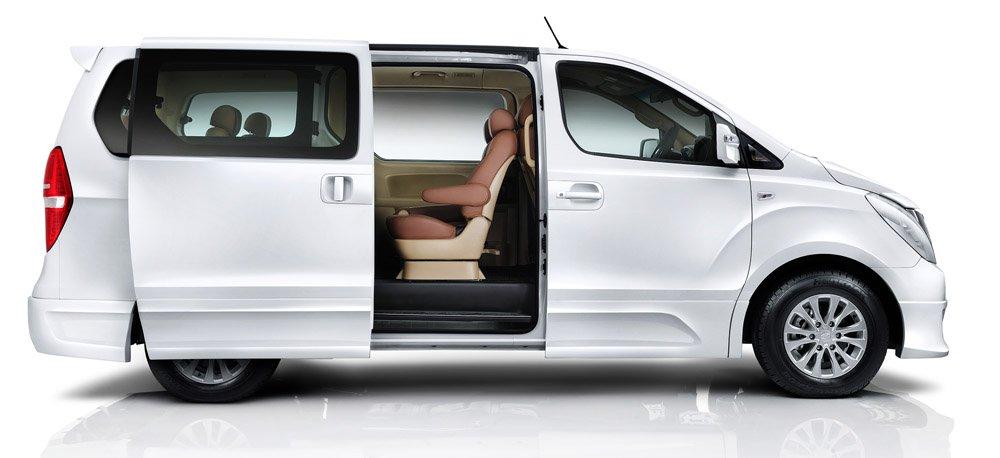 Hyundai Starex I Restyling 2 2004 - 2007 Minivan #4