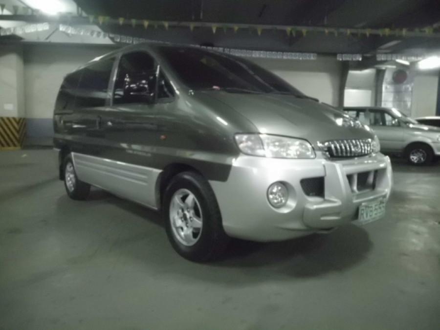 Hyundai Starex I Restyling 2000 - 2004 Minivan #2