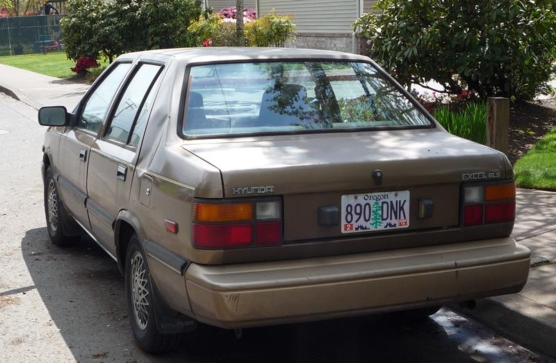 Hyundai Stellar 1983 - 1993 Sedan #3