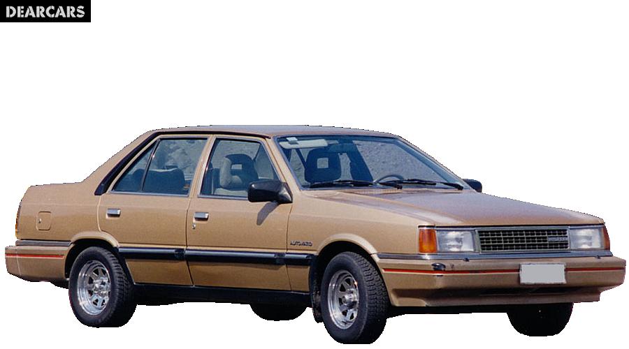 Hyundai Stellar 1983 - 1993 Sedan #2