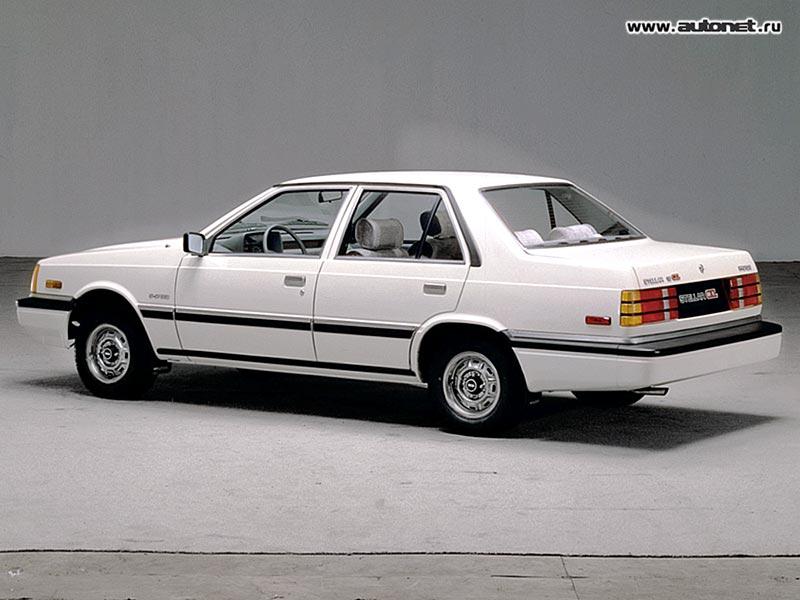 Hyundai Stellar 1983 - 1993 Sedan #7