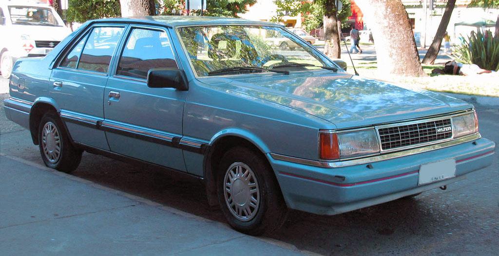 Hyundai Stellar 1983 - 1993 Sedan #8