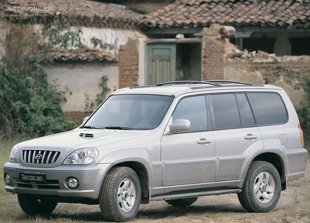 Hyundai Terracan I 2001 - 2004 SUV 5 door #2