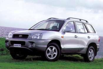 Hyundai Terracan I 2001 - 2004 SUV 5 door #7