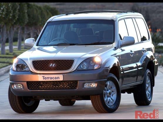 Hyundai Terracan I 2001 - 2004 SUV 5 door #4
