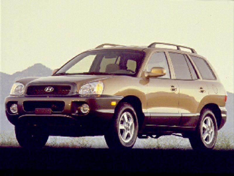 Hyundai Terracan I 2001 - 2004 SUV 5 door #1