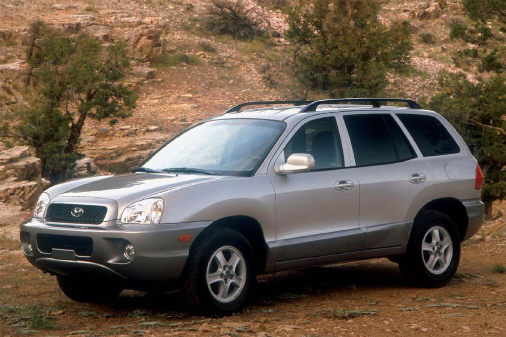 Hyundai Terracan I 2001 - 2004 SUV 5 door #5