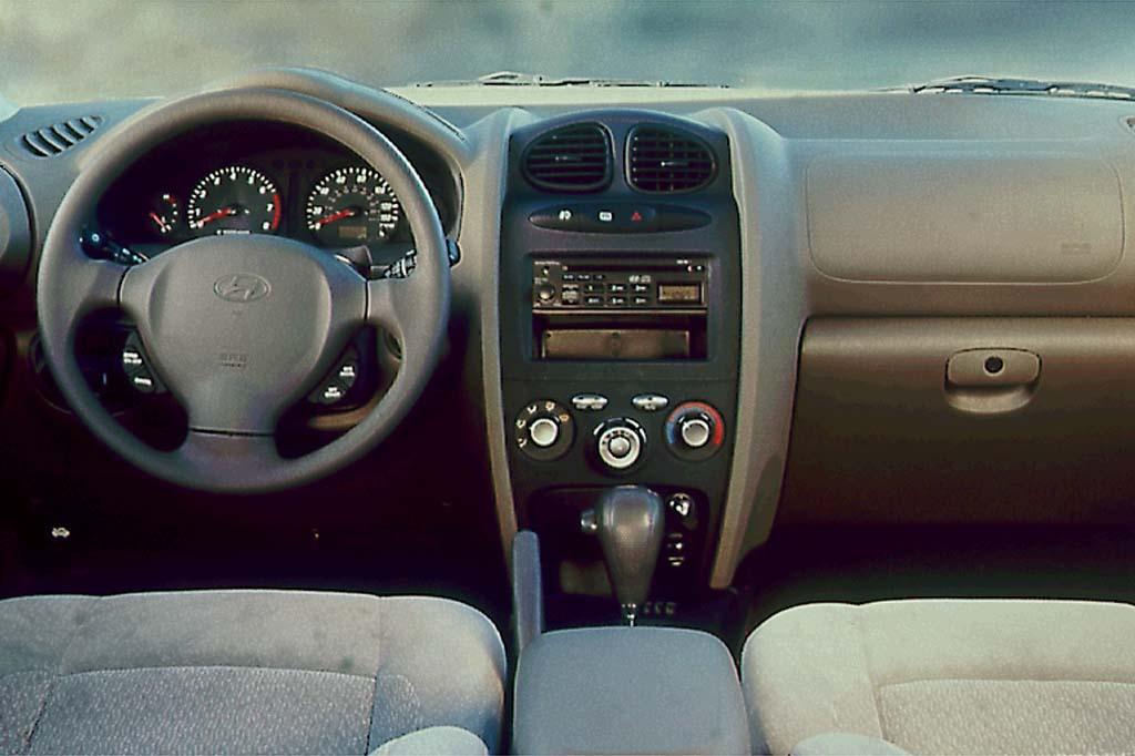 Hyundai Terracan I 2001 - 2004 SUV 5 door #6