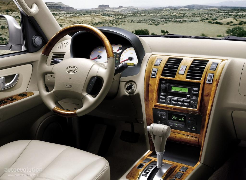 Hyundai Terracan I 2001 - 2004 SUV 5 door #3