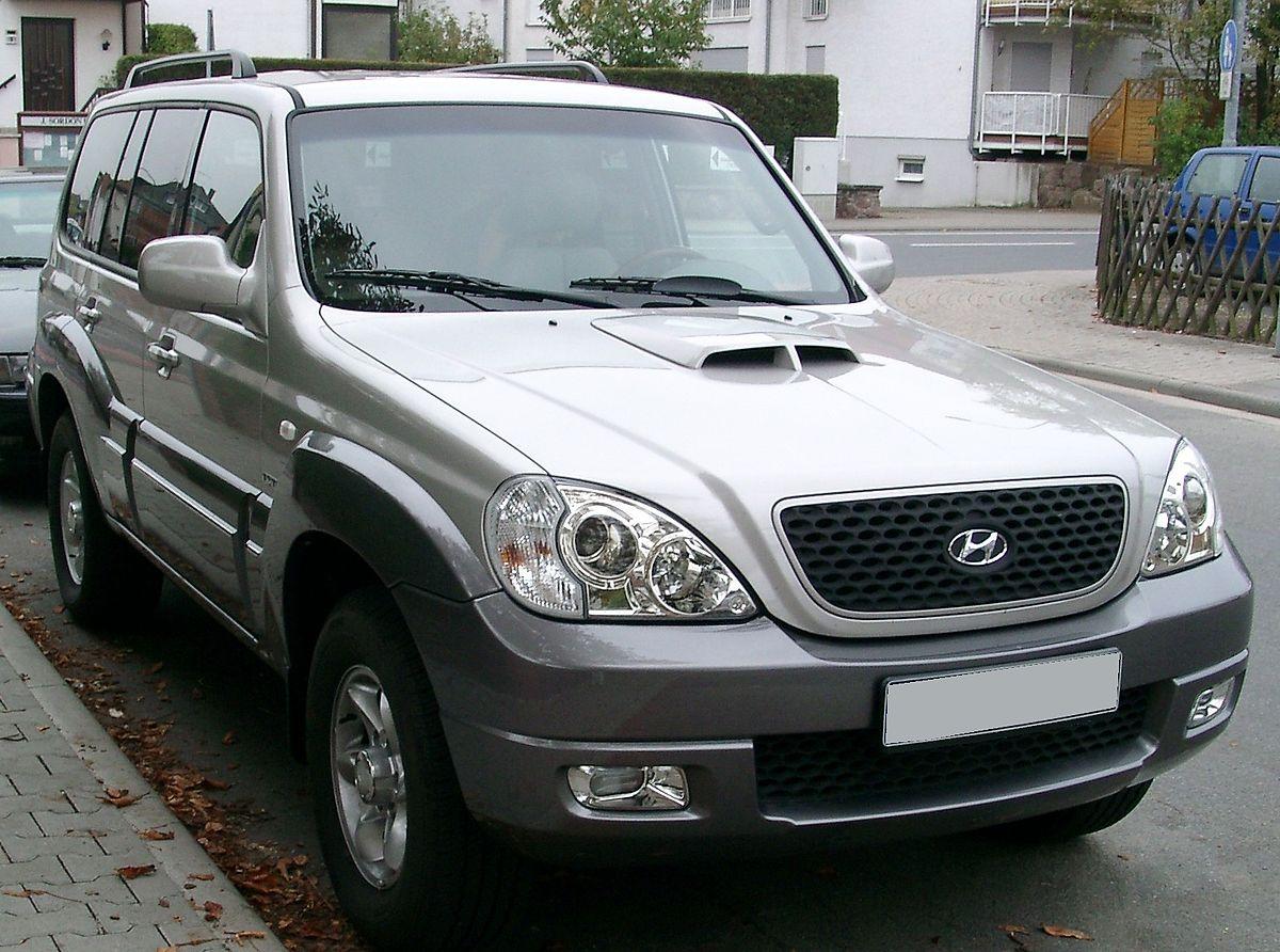Hyundai Terracan I 2001 - 2004 SUV 5 door #8