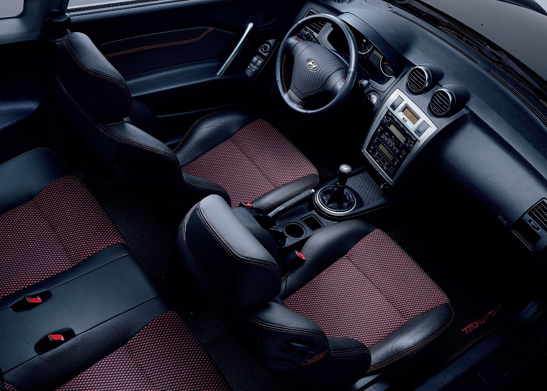 Hyundai Tiburon II (GK) 2002 - 2007 Coupe #4
