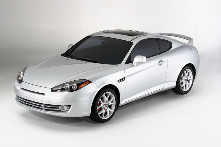 Hyundai Tiburon II (GK) Restyling 2007 - 2009 Coupe #7