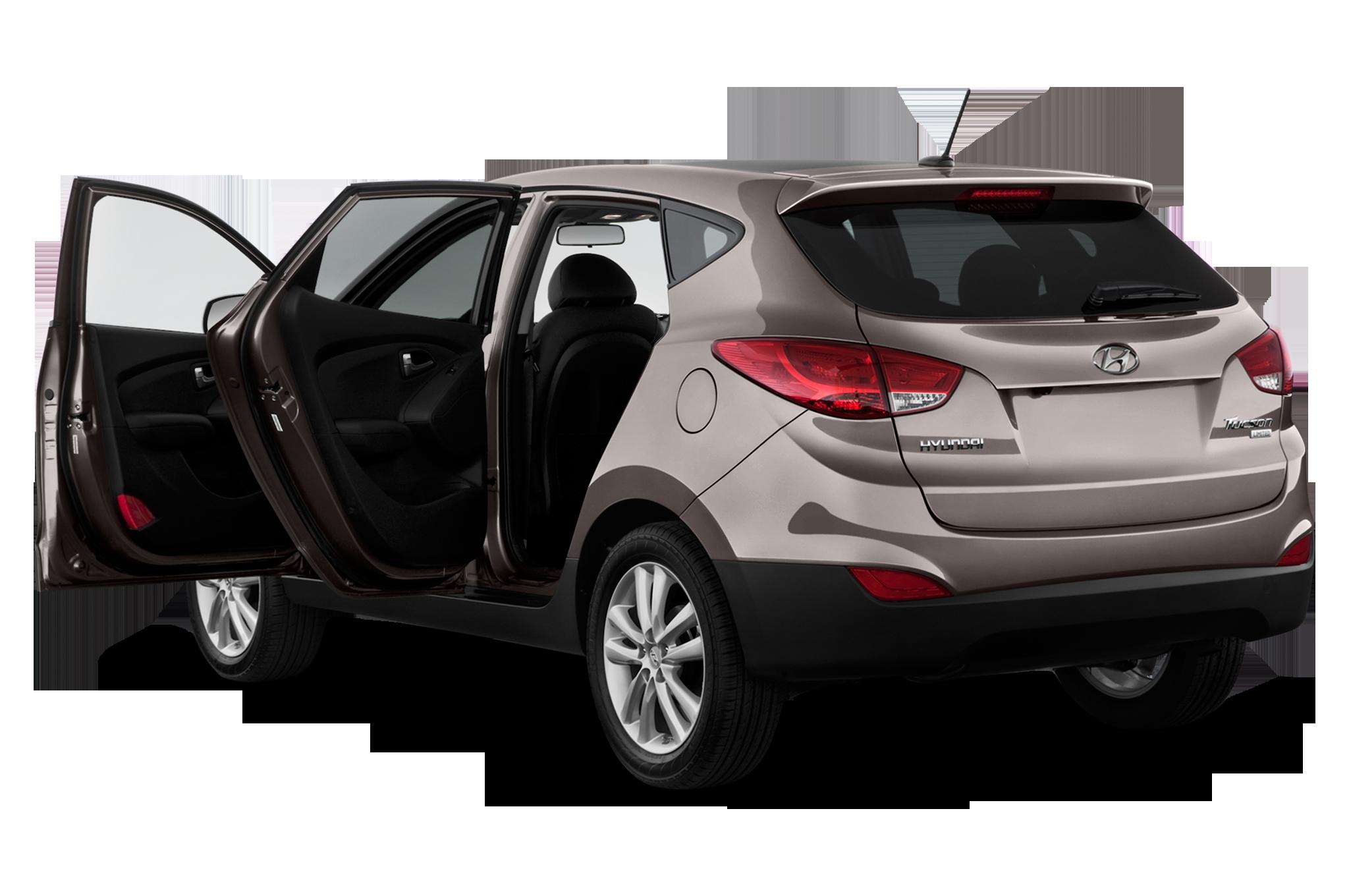 Hyundai Tucson I 2004 - 2010 SUV 5 door #6