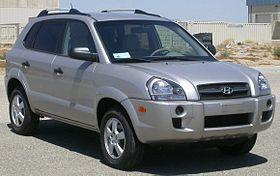 Hyundai Tucson I 2004 - 2010 SUV 5 door #3