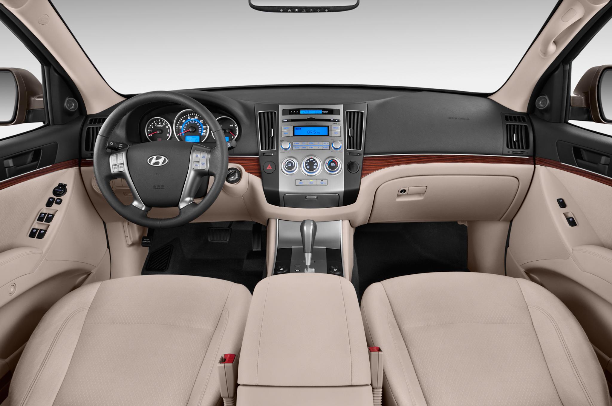 Hyundai Veracruz 2006 - 2015 SUV 5 door #3